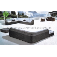 popular rattan home use sofa