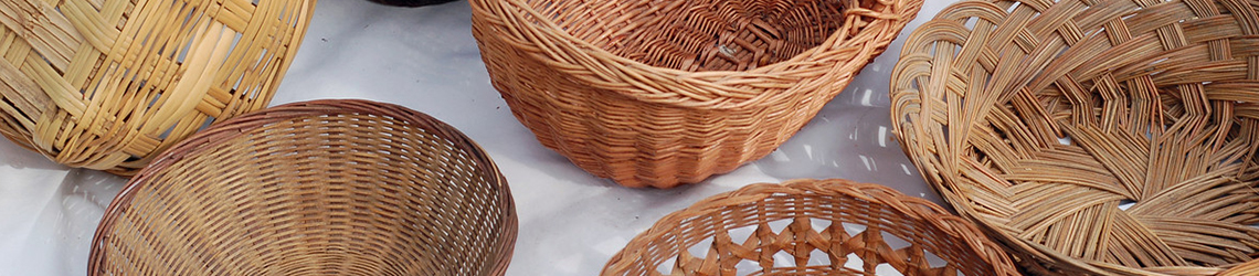 Handmade Wicker Baskets